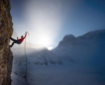 Rock Climbing Web
