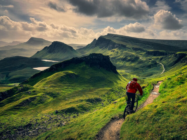 Mountain Bike Web