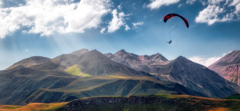 Parachute Web
